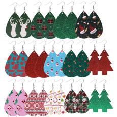 decoration, pendantearring, snownman, Jewelry