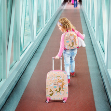 kidstravelbackpack, Backpacks, Luggage, pinkkidsluggageset