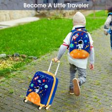 kidstravelbackpack, Backpacks, Luggage, navybluekidsluggageset