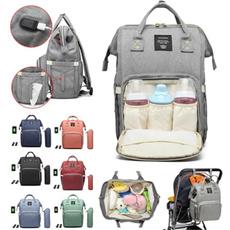 travel backpack, mummybag, Waterproof, Backpacks