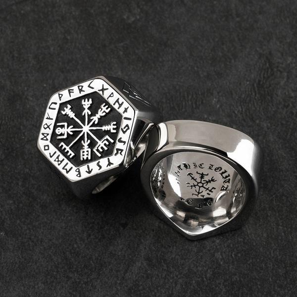 viking, men_rings, Fashion, Stainless Steel