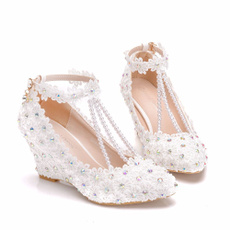 womanpump, Woman Shoes, Sweets, wedding shoes