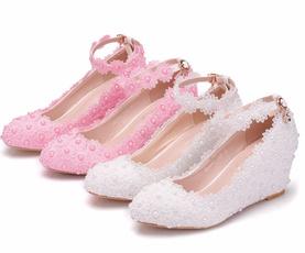 womanpump, Woman Shoes, Bride, Sweets