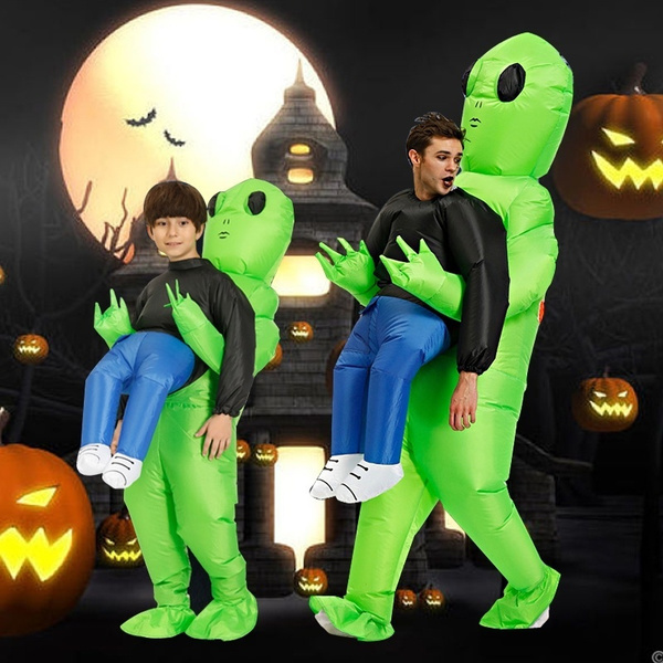 alien, Cosplay, Waterproof, Halloween Costume