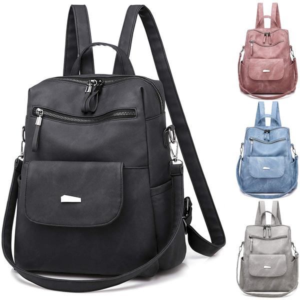 travel backpack, Shoulder Bags, Fashion, antitheftbackpack