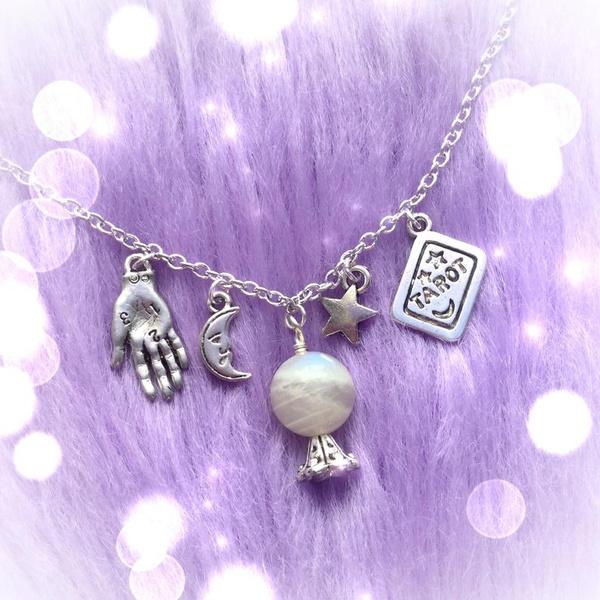 rainbow, giftforgirlfriend, darkjewelry, Crystal
