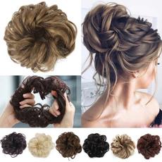 chignonsbunwig, Hairpieces, hairbun, Elastic