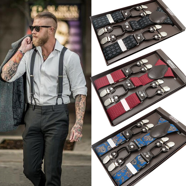 suspenders, Fashion, Gifts, Clip