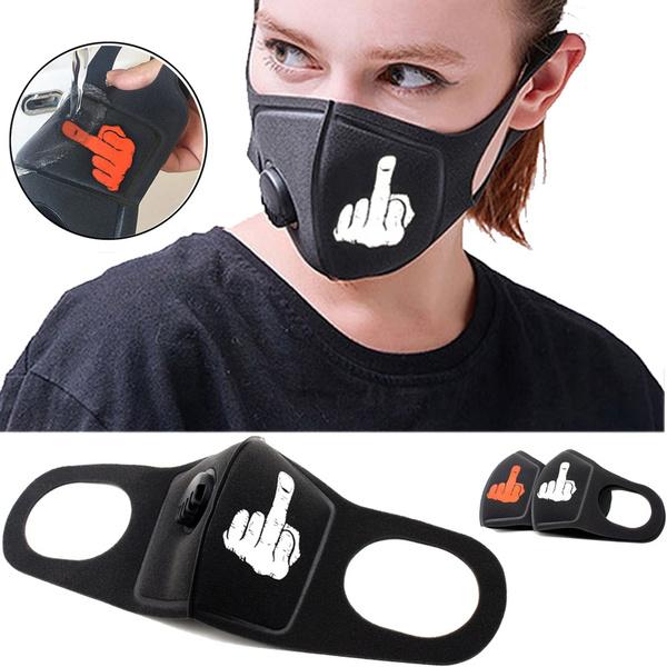 mouthmask, breathablevalvemask, proofflumask, Masks