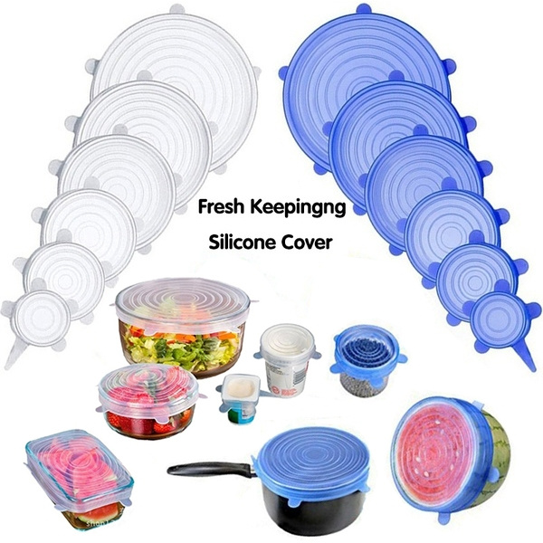 fruitcover, Storage, seallid, Silicone
