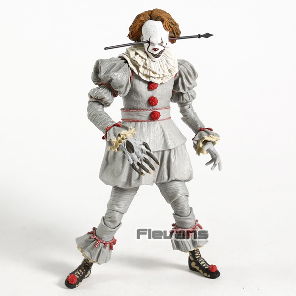 Stephen King/'s It Pennywise PVC Action Figure Collectible Model Toy
