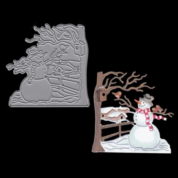snowman, album, Scrapbooking, Christmas