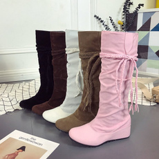 Tassels, bigcode, roundhead, high boots