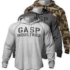 hoodiesformen, Outdoor, Fitness, suétermasculino
