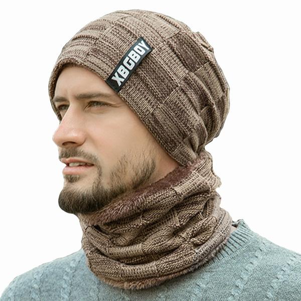 Thickening, Head, Fashion, Knitting