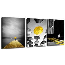 Wood, art, Umbrella, europestreetpicture