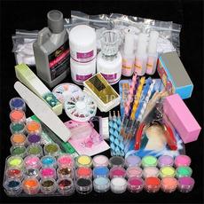 polymer, art, Belleza, nailbuildergelset
