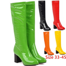 kneeboot, Plus Size, sexy shoes, Knee High Boots