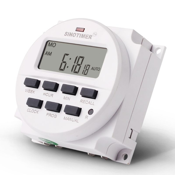 timefunction, (220V), digital, Switch