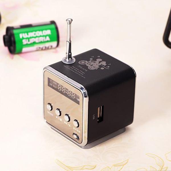 Mini, portable, digitalspeaker, musicplayer