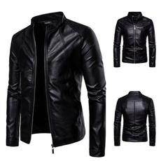 Warm, Fashion, winter coat, blackjacket