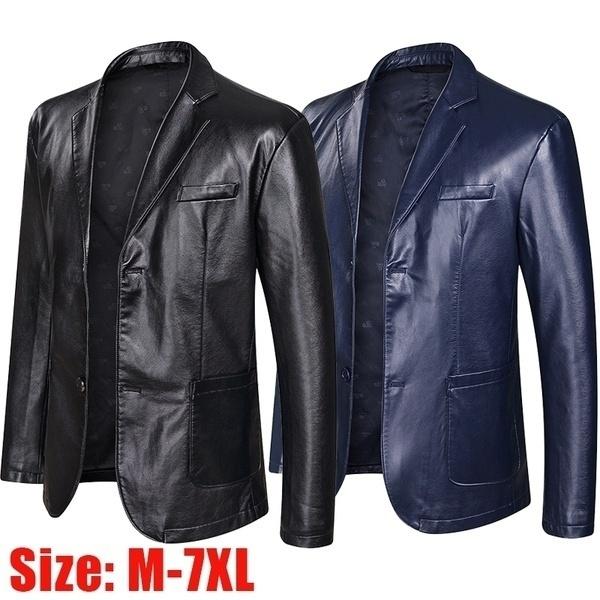 clothesformen, mensblazerjacket, Fashion, leather