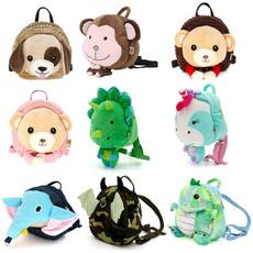 kids, cartoonbag, Harness, rucksack