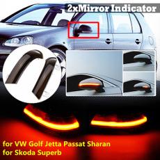 reversinglamp, rearviewmirrorlight, Golf, mirrorindicator