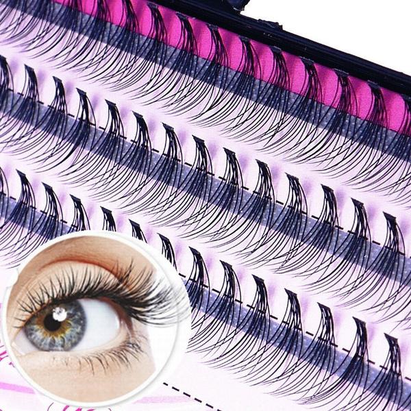 False Eyelashes, individualeyelash, Eye Makeup, Makeup