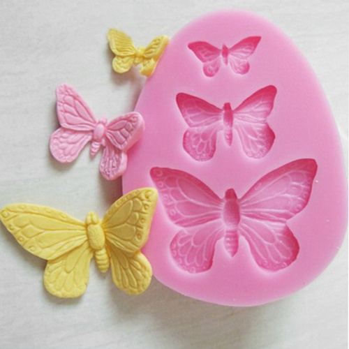 butterfly, chocolatemould, Silicone, bakingtool