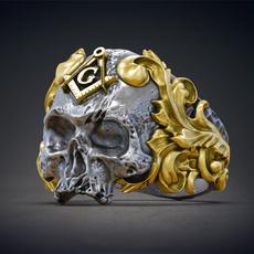 talismanjewelry, Classics, mummyring, Stainless Steel