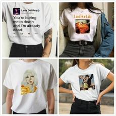 Summer, Fashion, lanadelrey, graphic tee