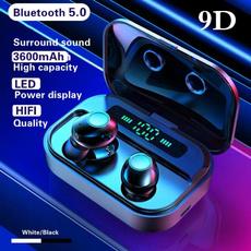 Stereo, Ear Bud, Capacity, Waterproof