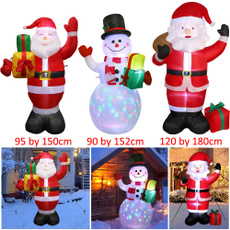 christmasoutdoor, giantinflatablesanta, Fashion, led