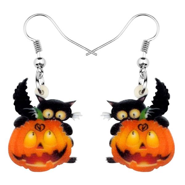halloweenearring, halloweenaccessory, Halloween, Festival