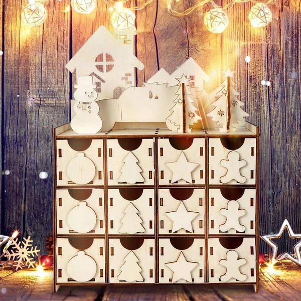 Box, rusticchristma, Christmas, Gifts