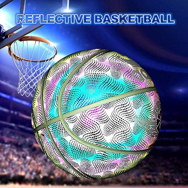 Glow in The Dark Basketbal You Will Never Lose Encouragement Gift for Graduation Birthday Christmas Kenon Engraved Light Up Led Basketball