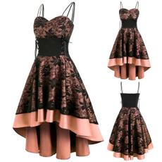 Lace Up, Swing dress, dressesforwomen, Lace