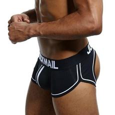 Underwear, backlessunderwear, Men, sheerunderwear