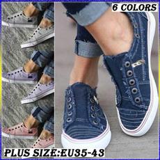 womencanvasshoe, Flats, Plus Size, Flats shoes