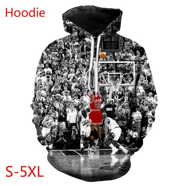 Michael Jordan Hoodie Men 3D Print T