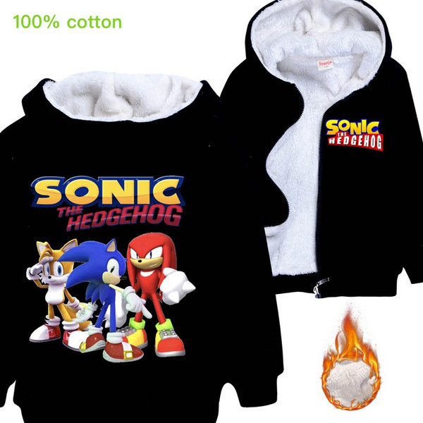 blouse, sonic, Fleece, Fashion