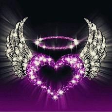 Heart, 5ddiamondembroidery, DIAMOND, Home Decor