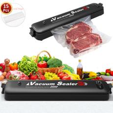 foodsealer, sealermachine, sealerclip, Vacuum