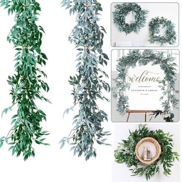 greenerygarland, wreath, photoprop, Garland