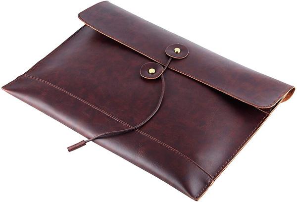 Flats, Office, a4folder, leather
