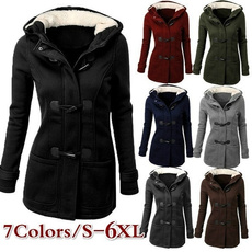 Plus Size, womenwarmcoat, wool coat, Classics