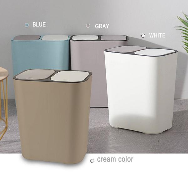 Plastic, Bathroom, kitchentrashcan, minilitterbin