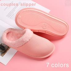 warmslippersformen, Couple, Indoor, Slippers