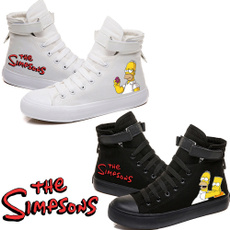thesimpsonsfamily, Chaussures, Sneakers, Fashion
